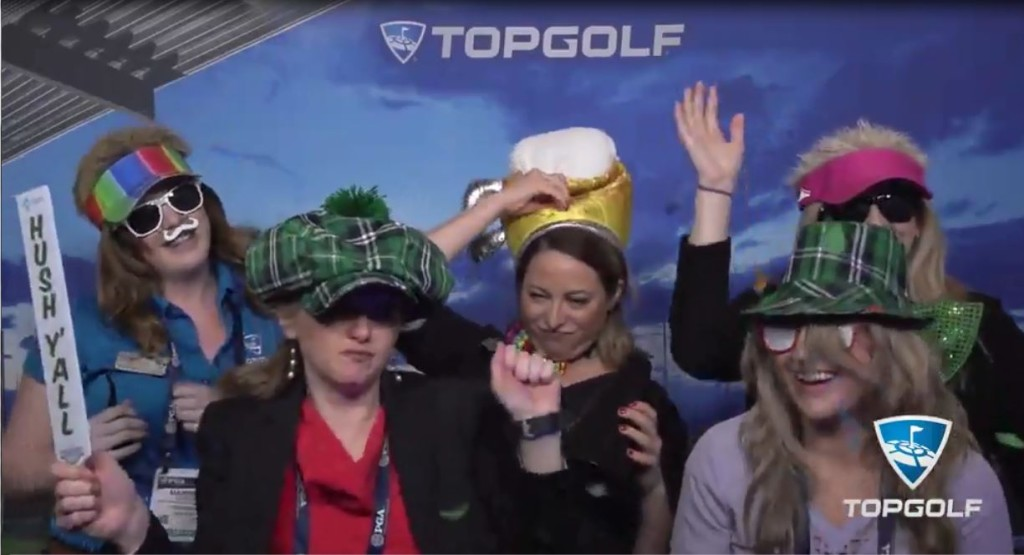 TopGolf PGA Show