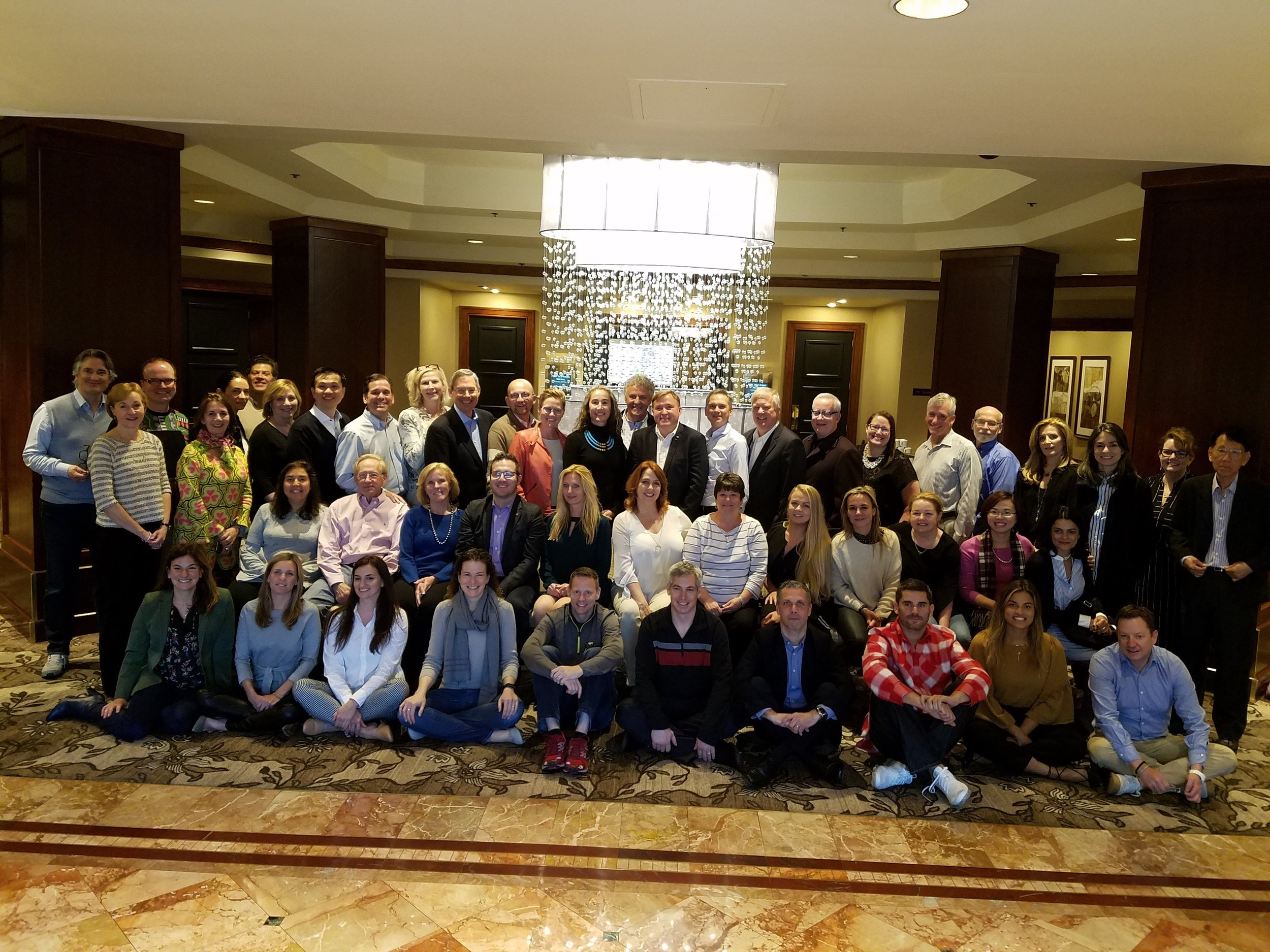 Members of PRGN recently convened in Toronto, Ontario, Canada.