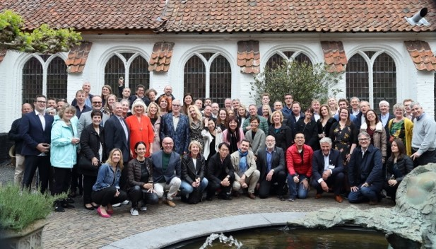 Members of the Public Relations Global Network (PRGN) recently convened in Amersfoort, Netherlands.