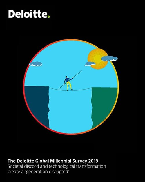 Click here to view the Deloitte 2019 Global Survey of Millennials in full.