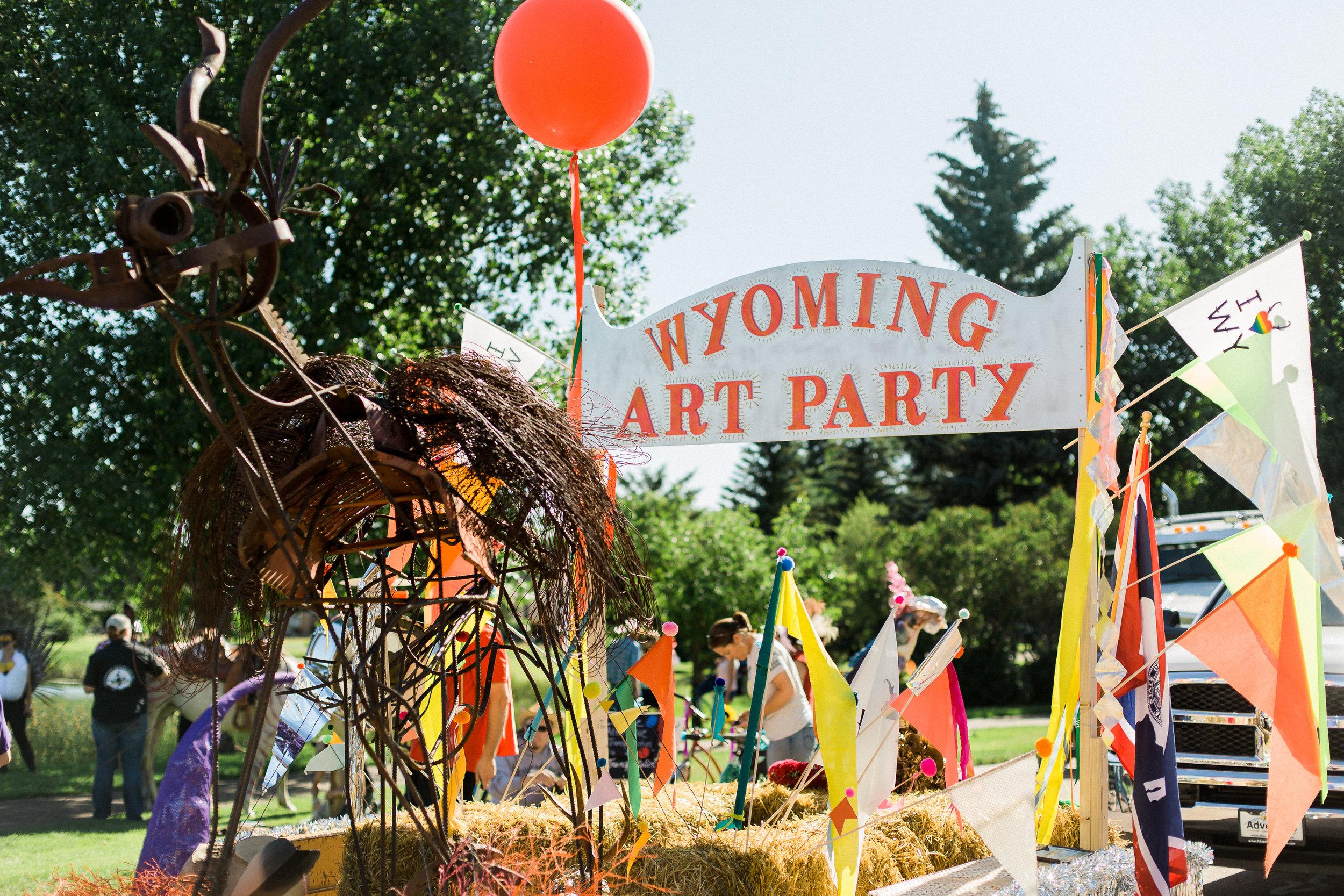 Wyoming Art Party - Parade 2016-7.jpg