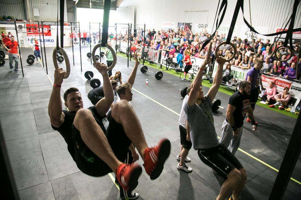 Year 2 Packed to the rafters at CrossFit Swords