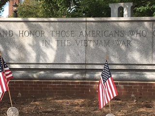 Vietnam Veterans Memorial, Doylestown, PA