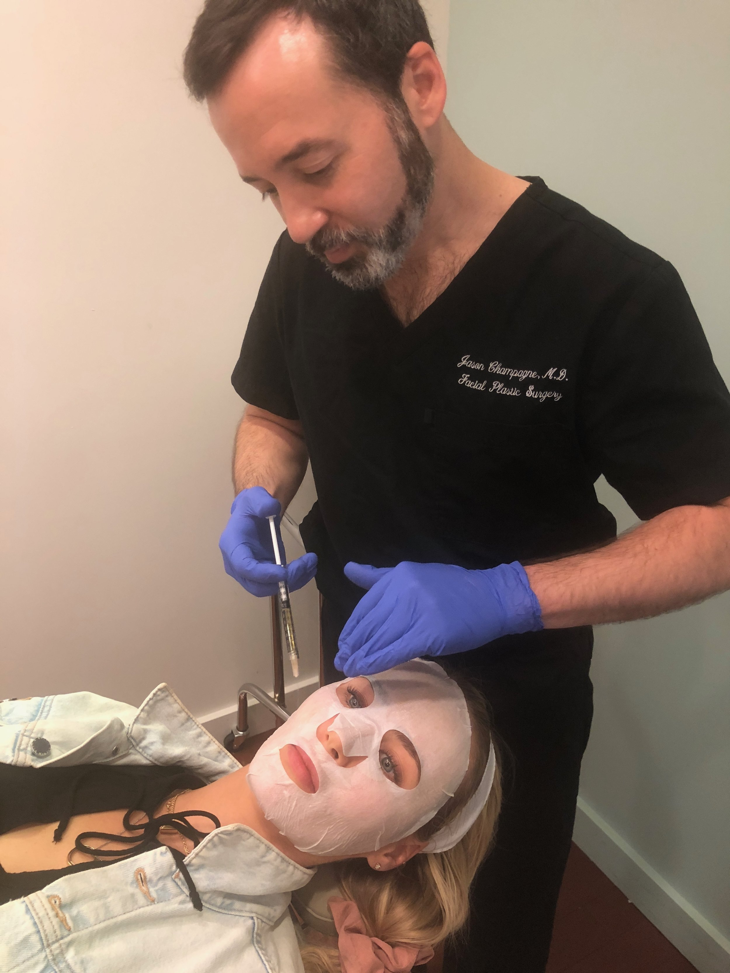 The Youth-Regenerating Facial - Dr. Jason Champagne, Plastic Surgeon Beverly Hills CA
