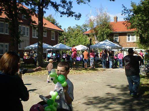 Anderson Center Children's Book Festival, Red WIng