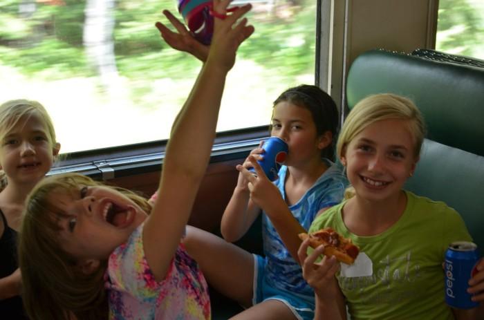 St. Croix Train Rides