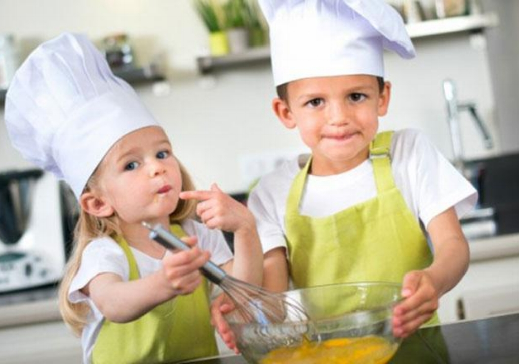 - Stage a pretend cooking show with a favorite family recipe. Take lots of photos - of both the successes and failures. Do lots of taste-testing!