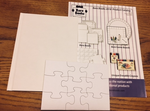 www.BareBooks.com blank books &puzzles