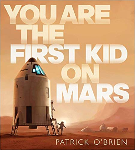 Space Books You are the First Kid on Mars.jpg
