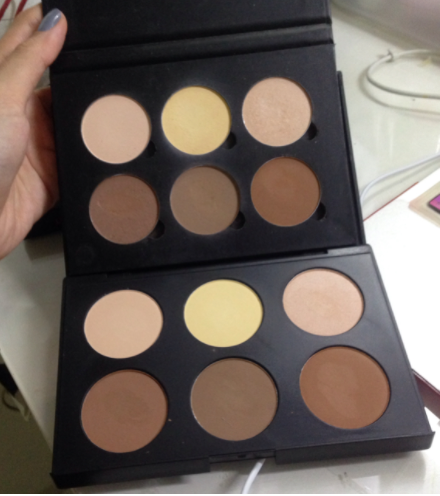 ABH Contour Kit vs Australis AC On Tour Contouring & Highlighting Palette