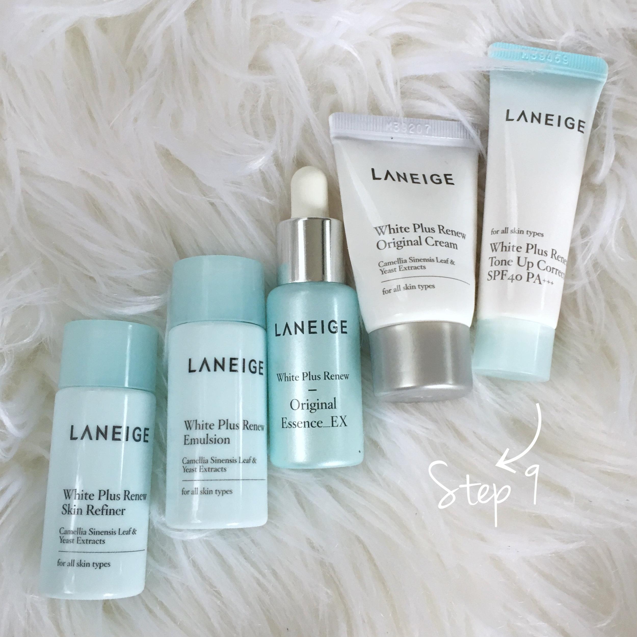 Laneige White Up Plus Tone Up Corrector SPF 40+++