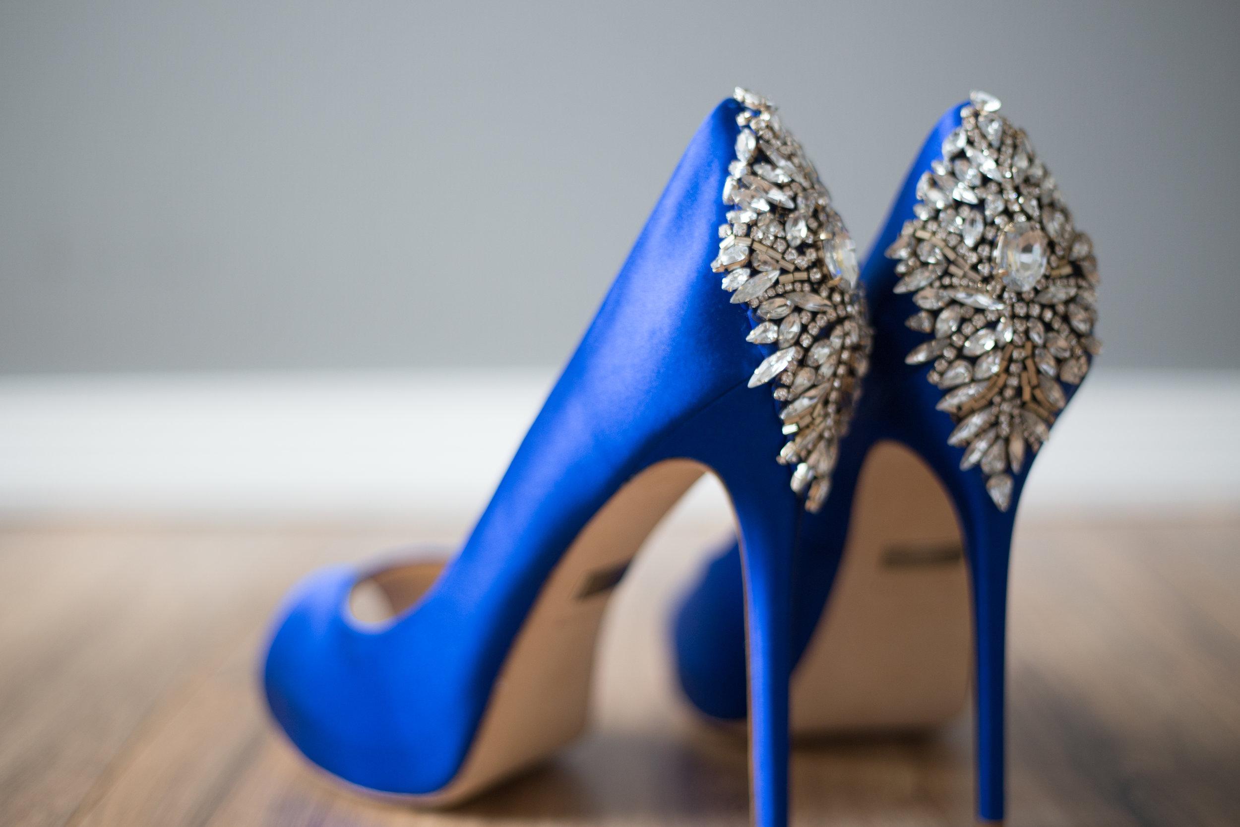 boudoir photography columbus ohio, badgley mischka shoes