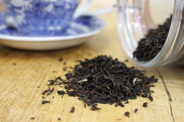 Earl Grey    A blend of black China teas treated with natural oils of the citrus Bergamot fruit which gives the tea it's perfumed aroma and flavour.