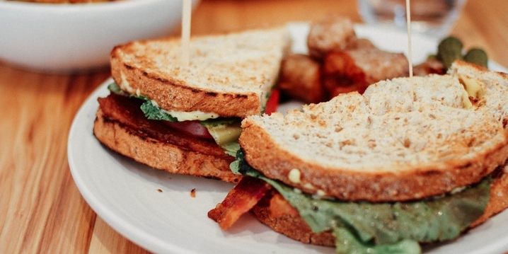 Scrumptious sandwiches are just a click away - ...and so are cakes