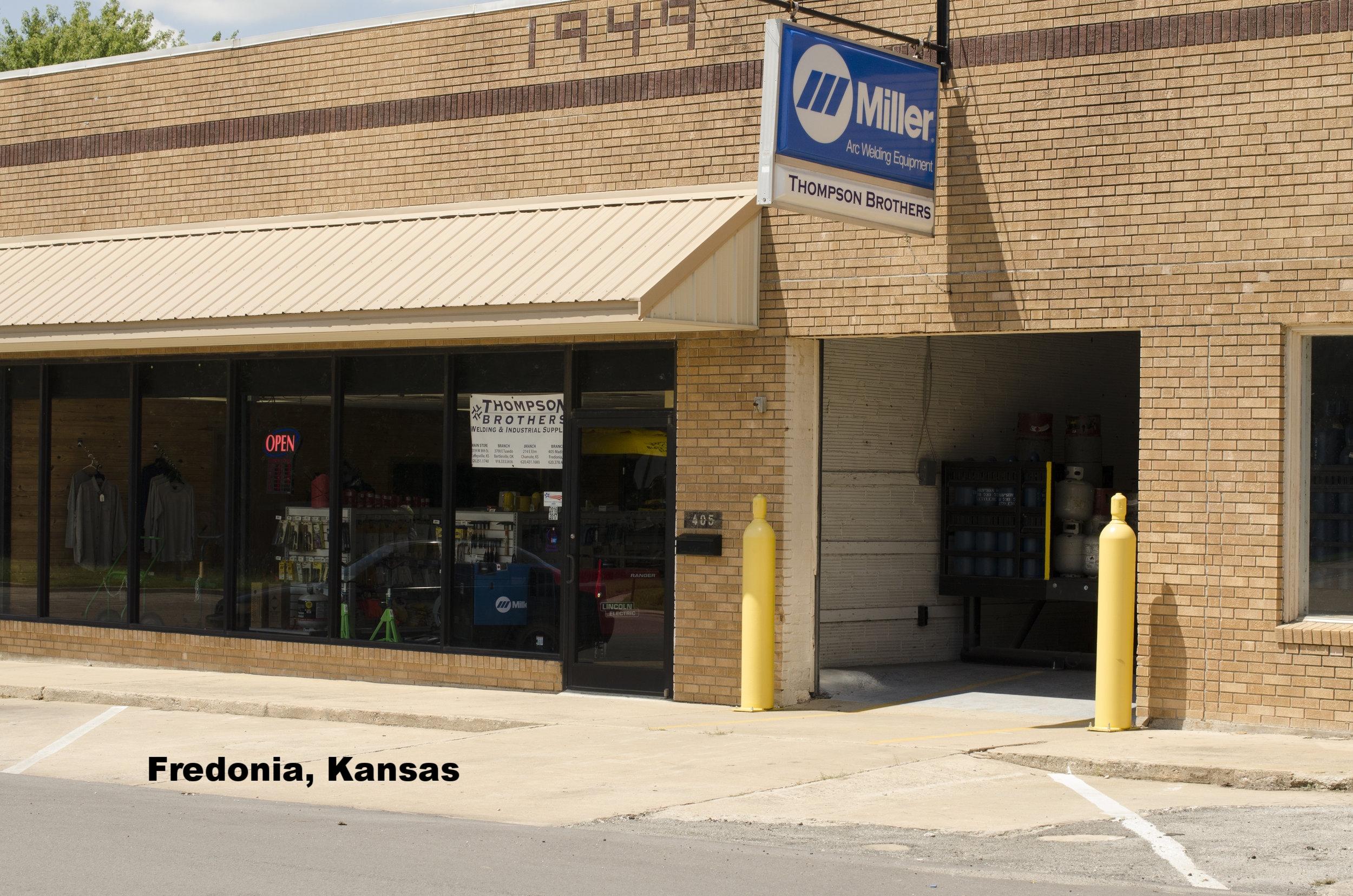 Fredonia Store