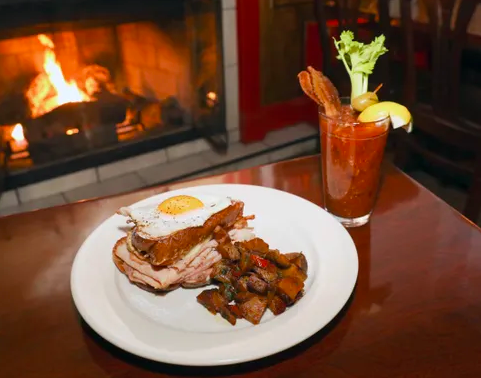 Not quite breakfast nor lunch, brunch a popular repast with readers in the Hudson Valley