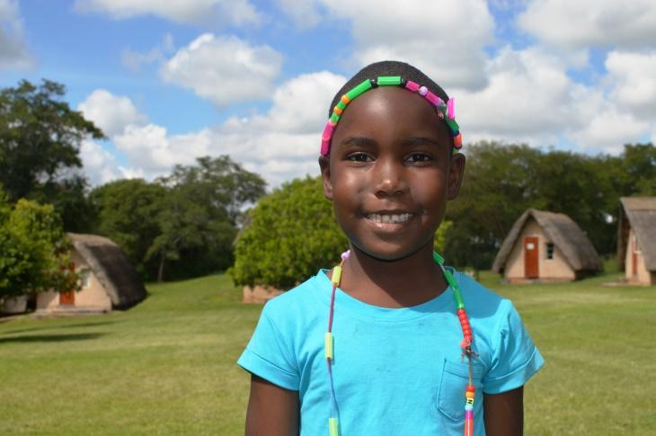 Esther Chiedza Kabhizi- 16 Feb 2018 - Born: 22 September 2010Grade 2Been with Runyararo from 2012