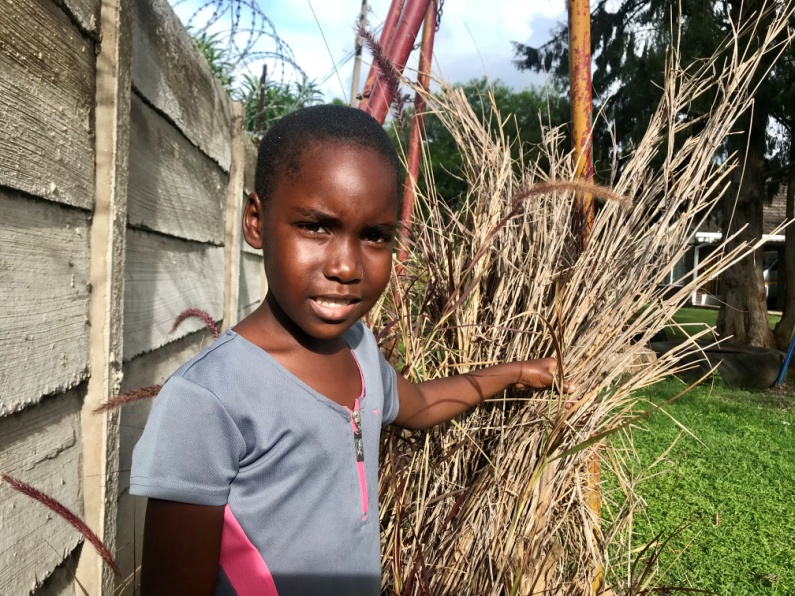 6 Feb 2019 update - Esther is now in grade 3 at Marlborough Primary School. She is a high performer in school.
