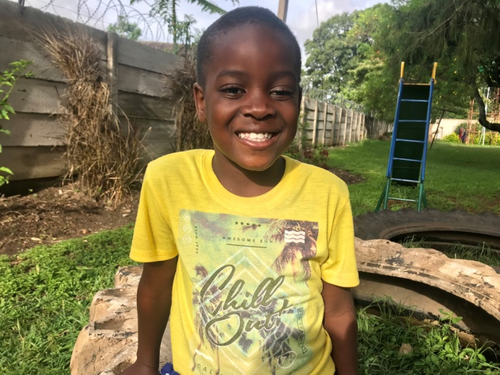 6 Feb 2019 update - Miriam is in grade 2 at Marlborough. She is in the same class with Esther and Nyasha Ndekwere. Her performance in class is above average.