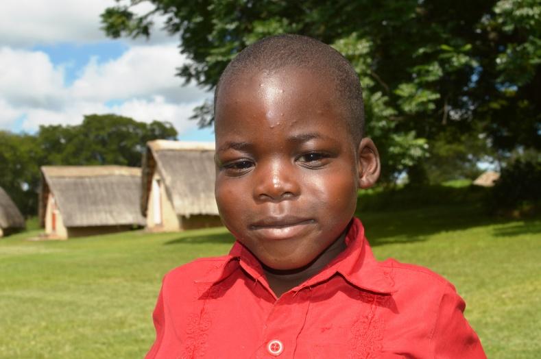 Tadiwa Peter Shumba- 16 Feb 2018 - Born: 16 November 2012Doing ECD A