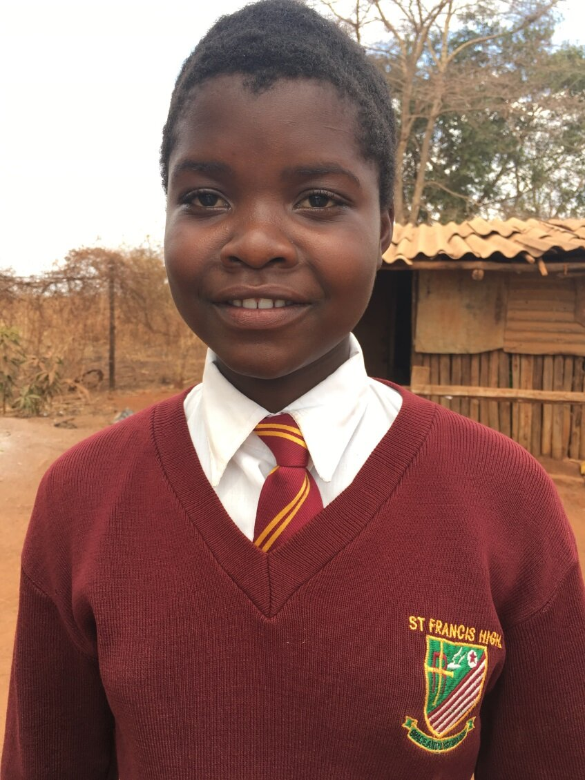 We are very happy that a bright young lady, Rachel Chikomo from Chegutu, who has done very well at St Francis, will join the boys at Mt St Mary's this third term (September 2019) in Form 2. We expect she will also be likely to excel and get to university.