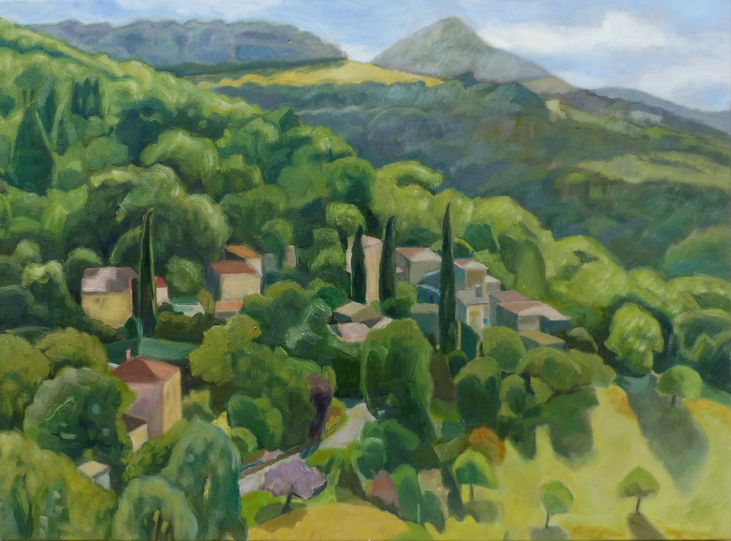 Vallée de la Gervanne et Le Hameau de Lozeron