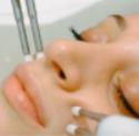 Microcurrent Toning Facial