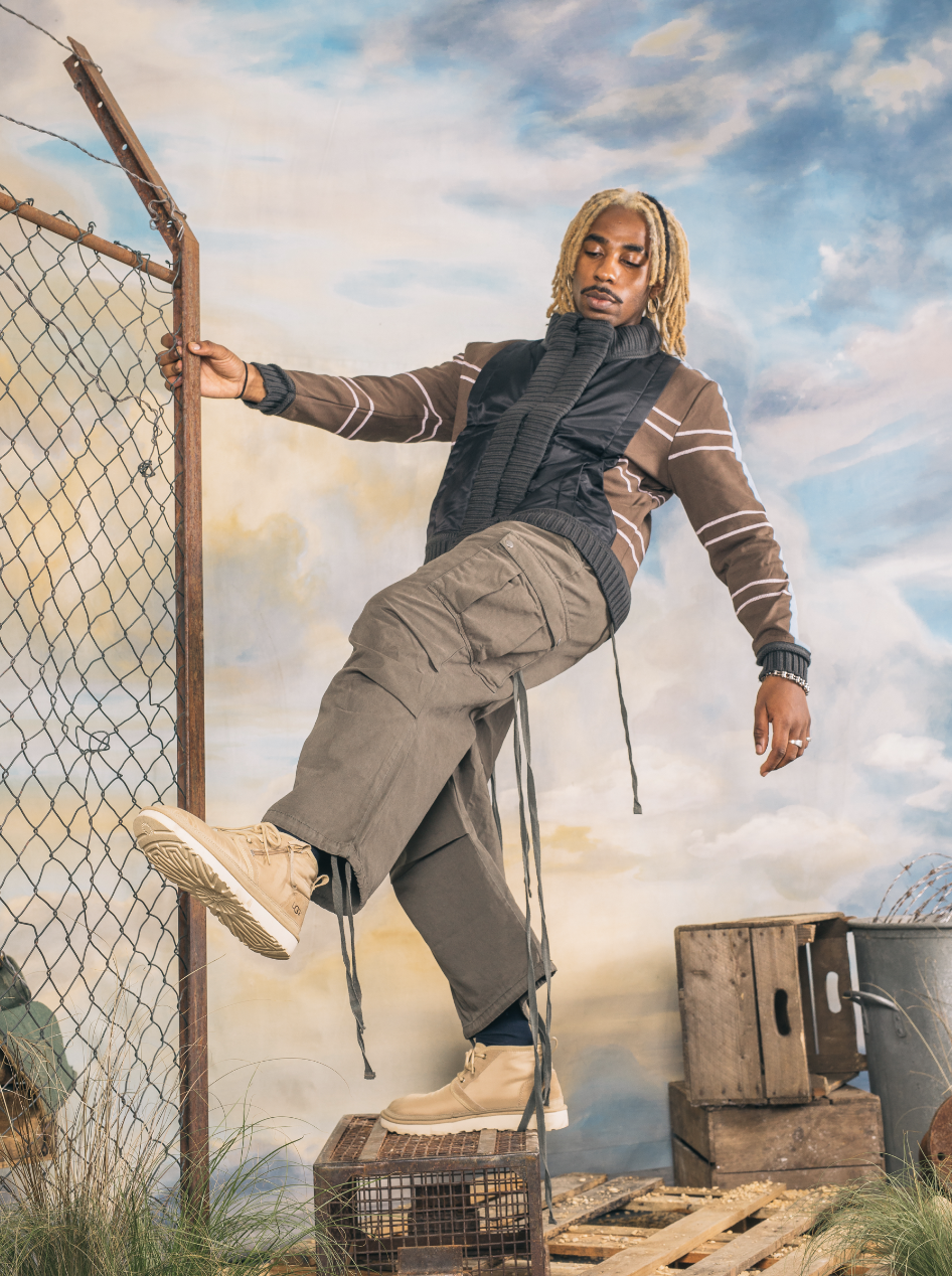UGG in Europe campaign