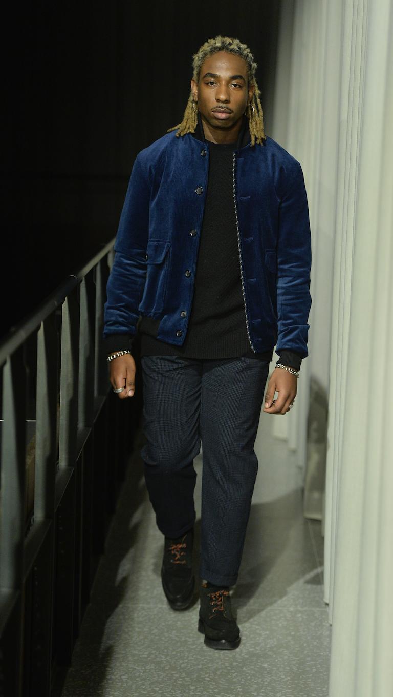 London Fashion week, Walking for Oliver Spencer, 2019