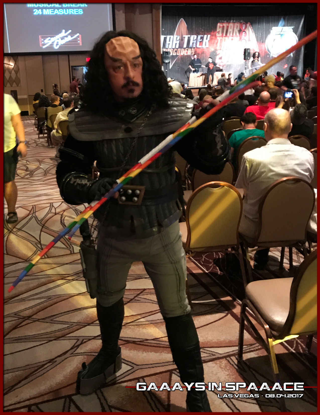 GIS-VEGAS-8-4-17-KlingonWarrior-RainbowBatLeth-1.jpg