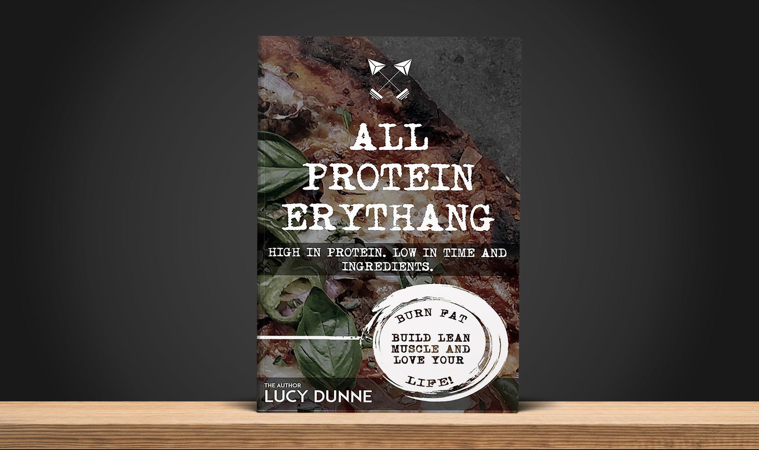 Protein E-Book - Women's fitness