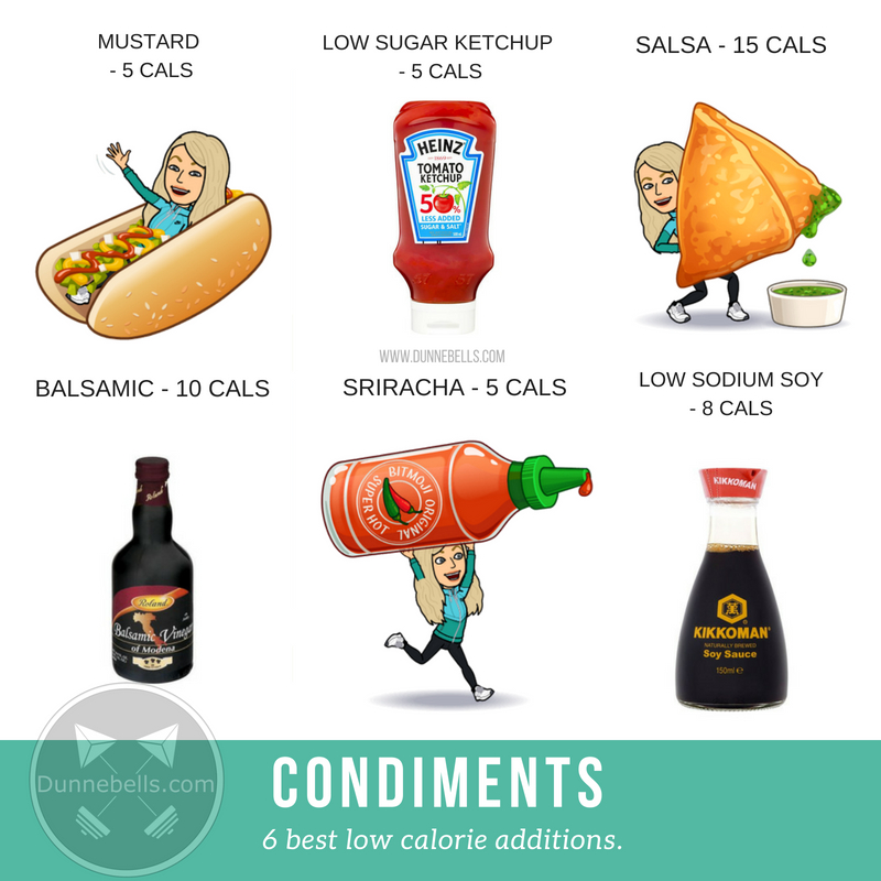 Dunnebells just the tip tuesday condiments.jpg
