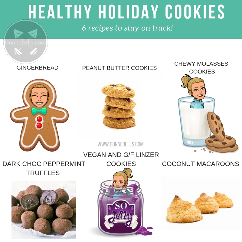 Christmas cookies healthy - Just the tip Tuesday.jpg