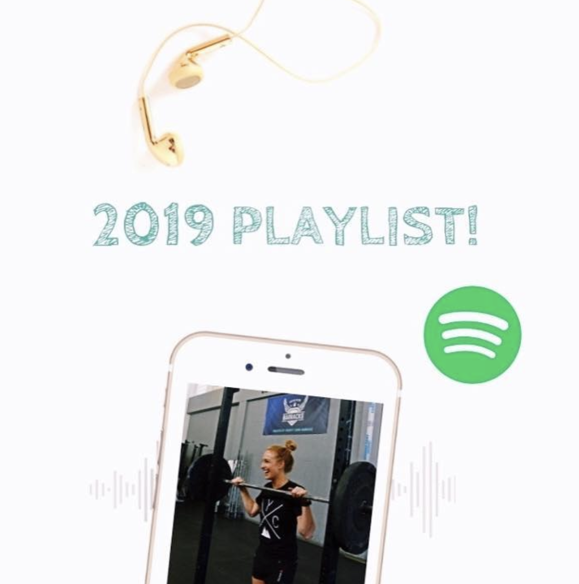 Think outside the box - make playlists and things your clients ACTUALLY want!
