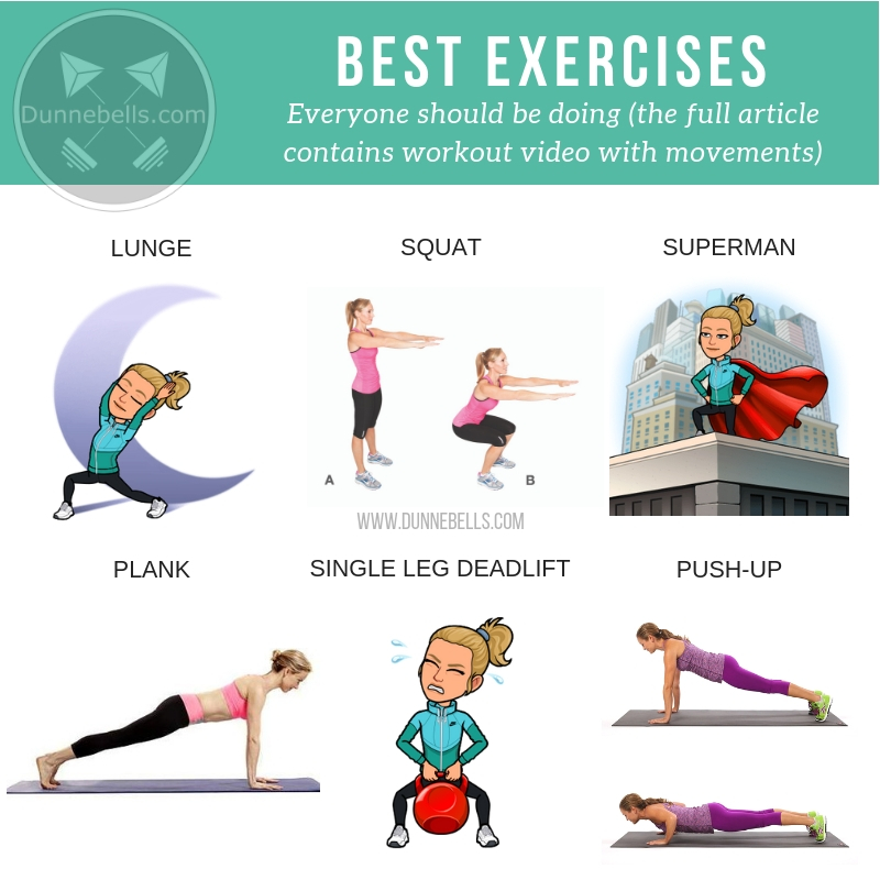 best exercise