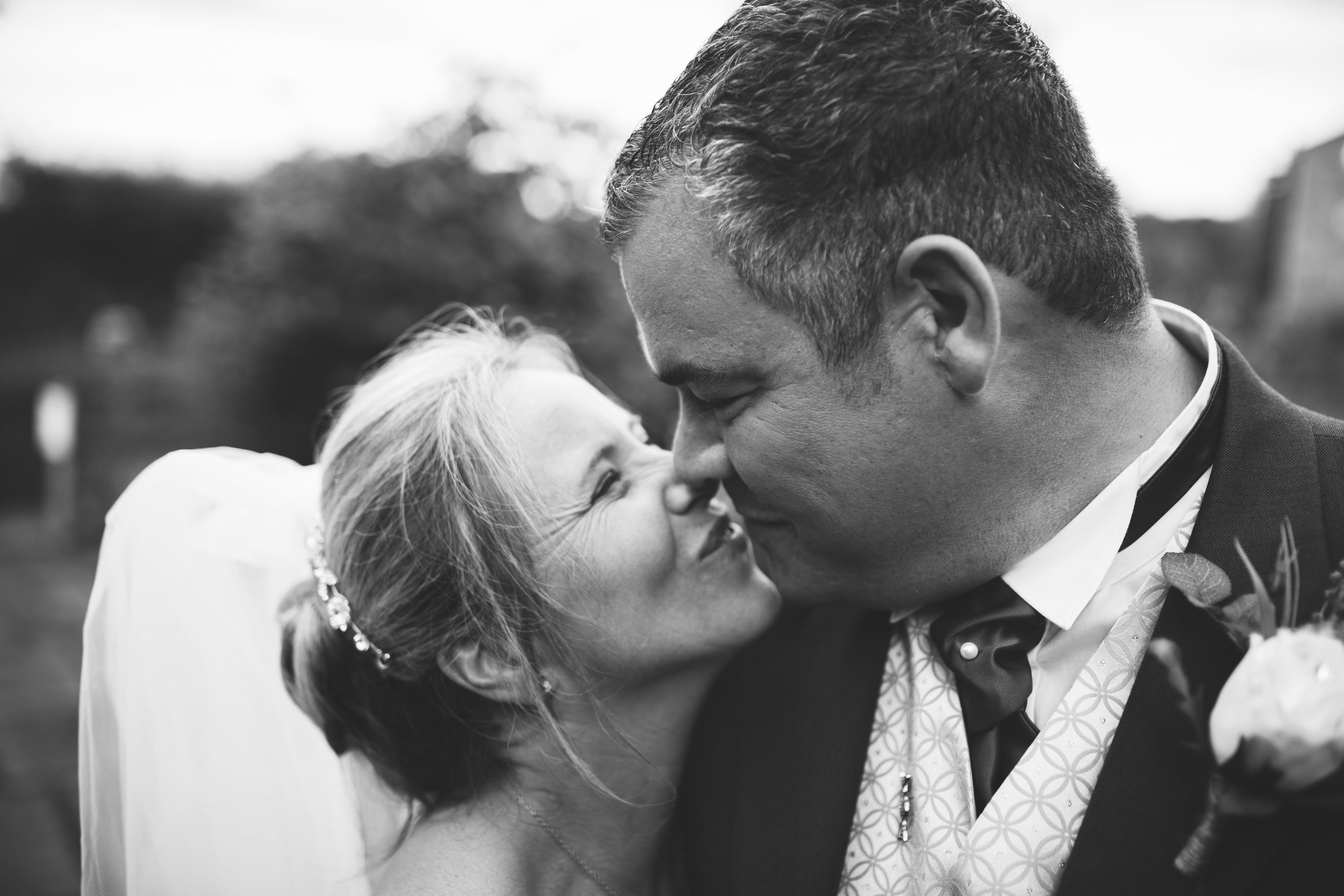 The Look of love. Lion Quays wedding photography
