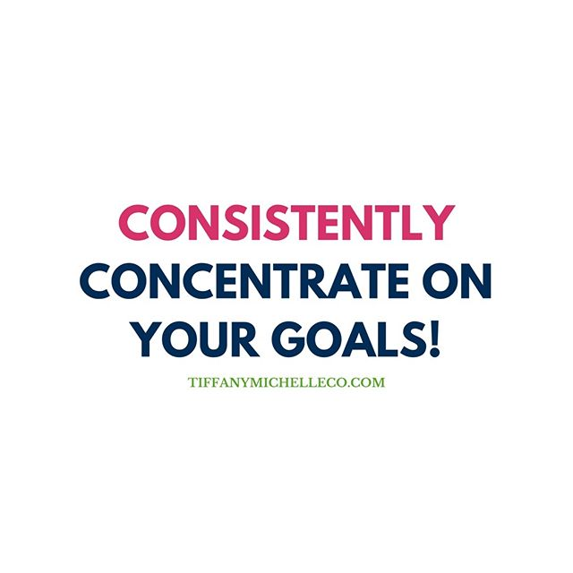 Small consistent steps will get you there.  Think about it, speak about it, DO IT! #repeat