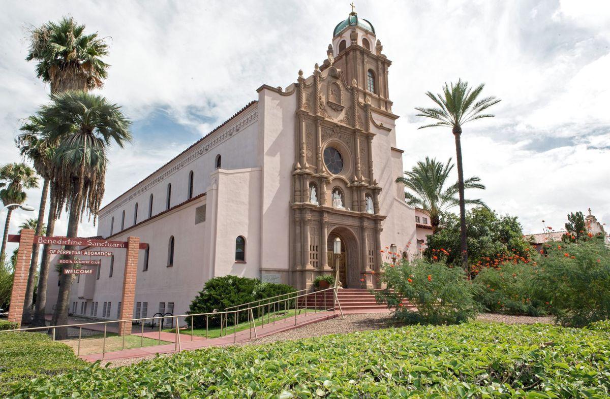 The Benedictine Monastery