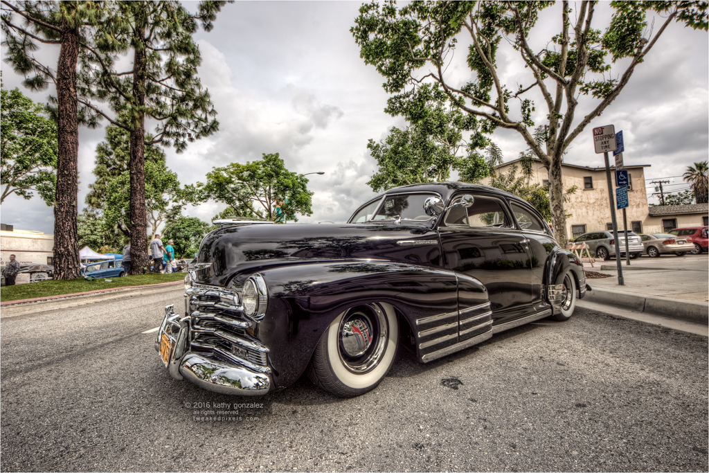 1947 chevy fleetline