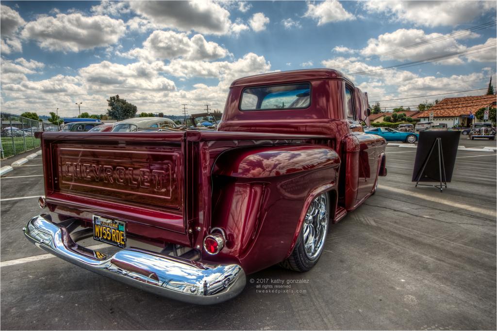 1955 chevrolet truck