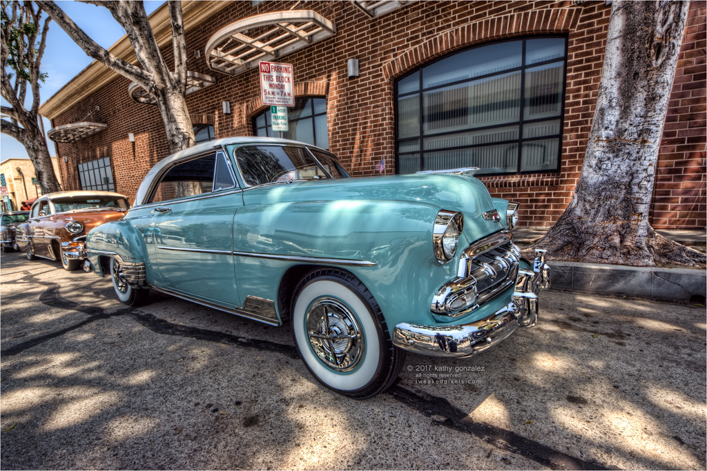 1952 chevy deluxe
