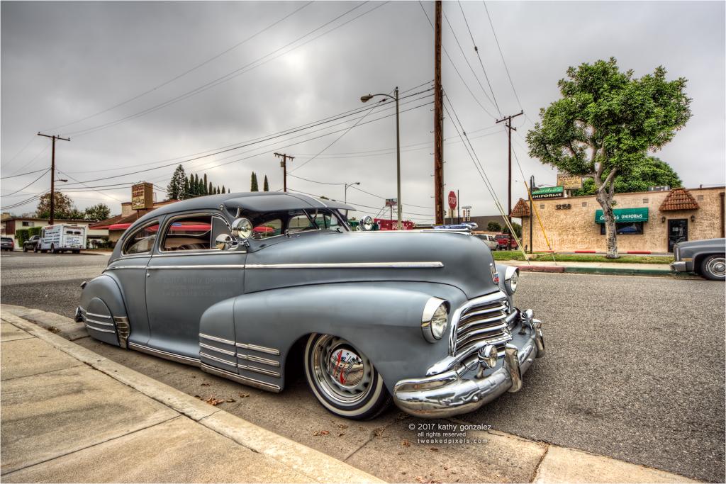 1946 chevy fleetline