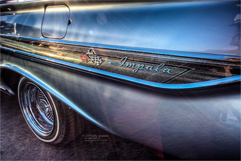1961 chevy impala
