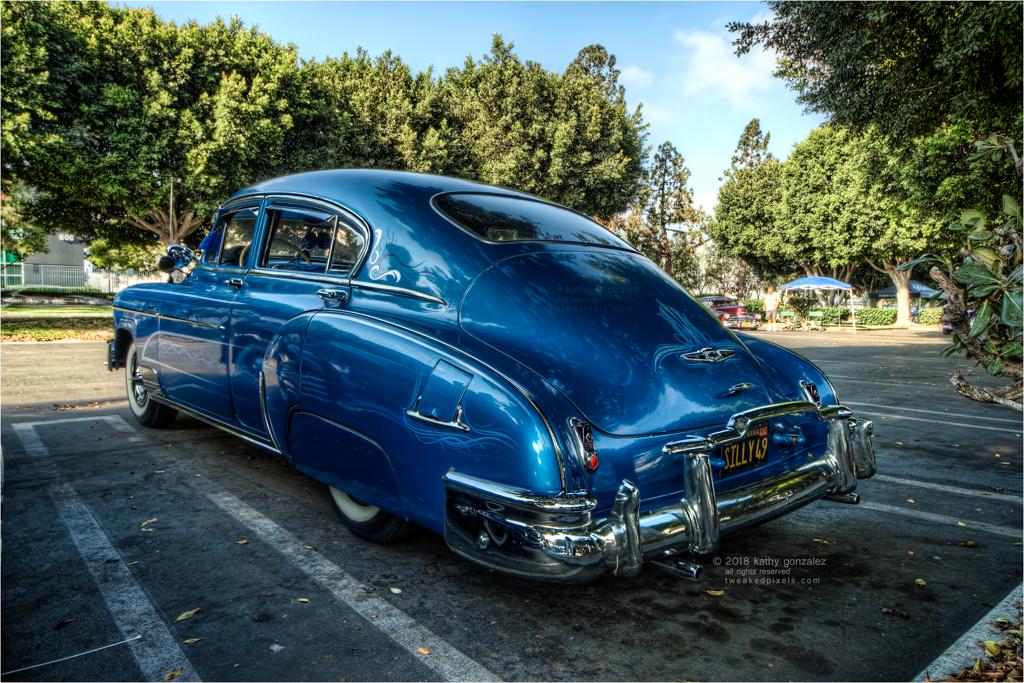 1953 chevy deluxe