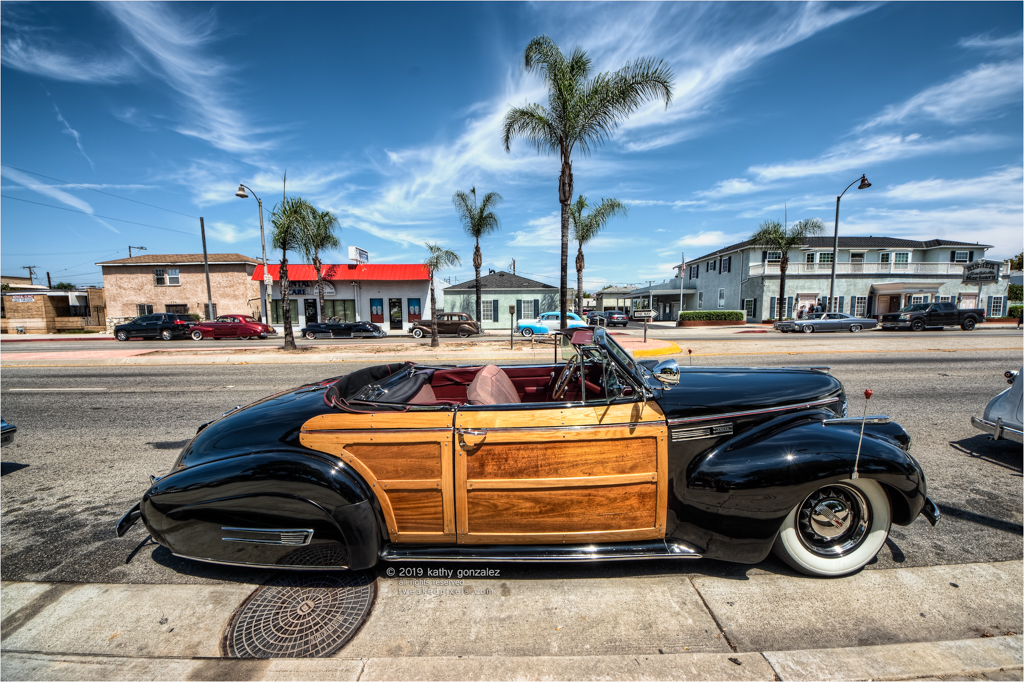 1940 buick eight convertible