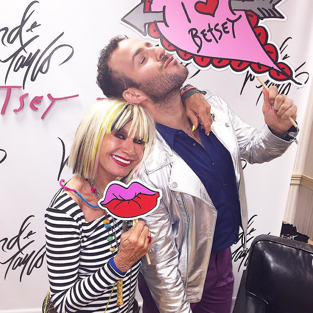 Micah Jesse & Betsey Johnson