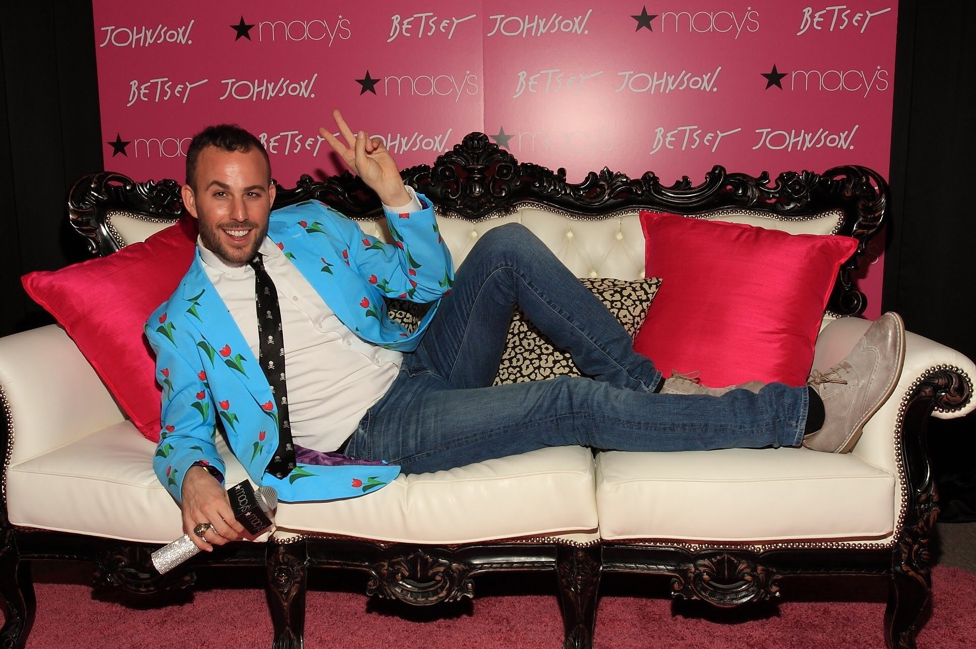 Hosting for Betsey Johnson in Chicago.JPG
