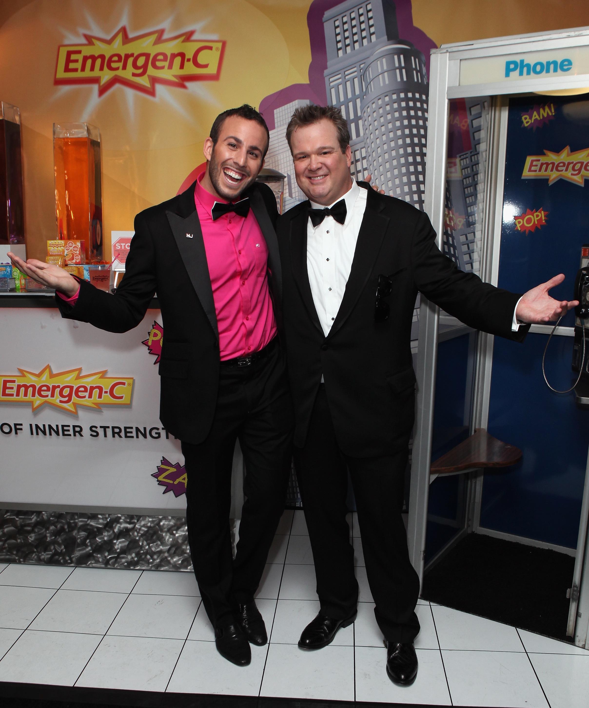 Micah Jesse Eric Stonestreet 64th Annual Primetime Emmy Awards 2012.jpg
