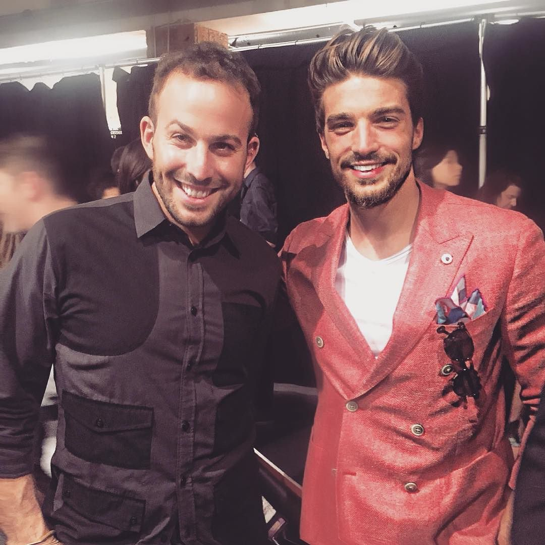 M A R I A N O 💯 | Backstage with @marianodivaio at @itsjeremyscott #NYFW show | #JeremyScott #amexfashion #AmexHost September 14, 2015 at 0419PM.jpg