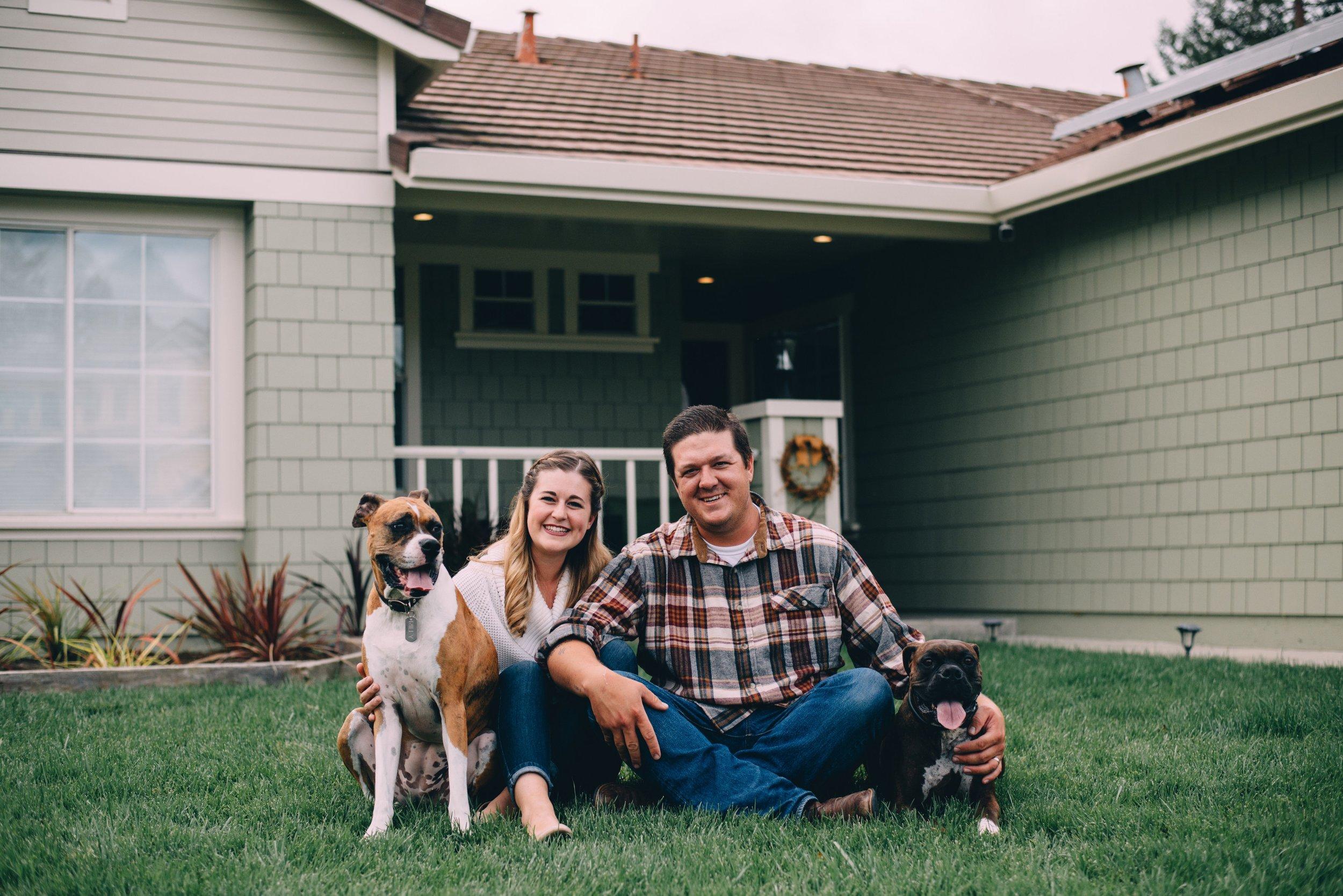 Meet the makers: Connor, Bri, Marlin, & Riley
